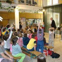 Gyerekműsor óvodába, bűvészműsor iskolába