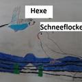 Rövid német szöveg alsósoknak: Schneeflocke und Hexe