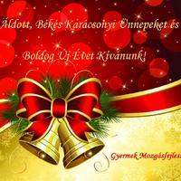Boldog Karácsonyi Ünnepeket!