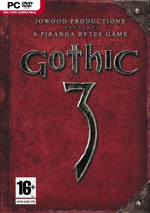 Gothic 3 Inwazja Bugów