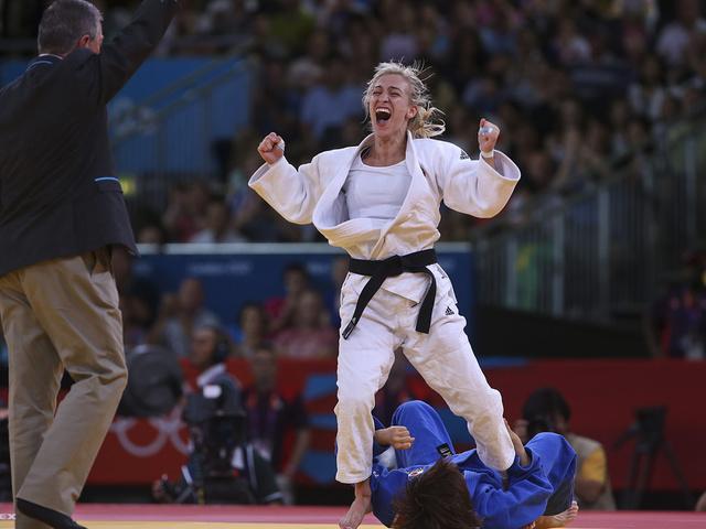 Magyarok az olimpiai dalban