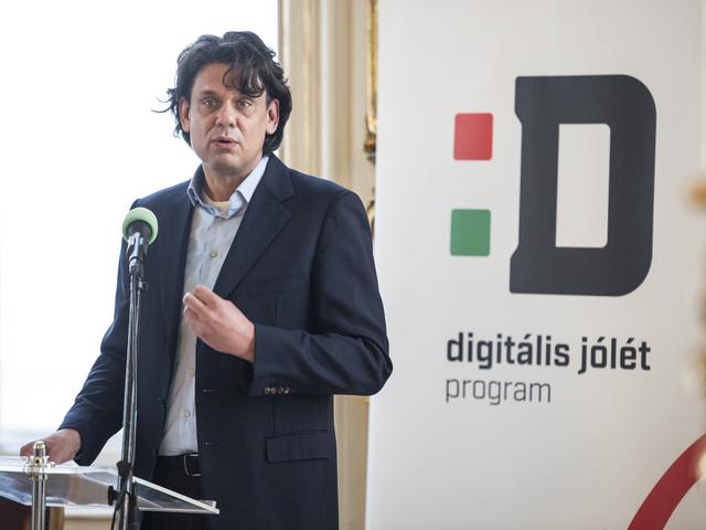 Megfigyelőszoftver van a Digitális Jólét Programban