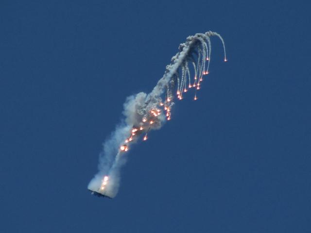 Felsült a NATO légiharc-rakétája?