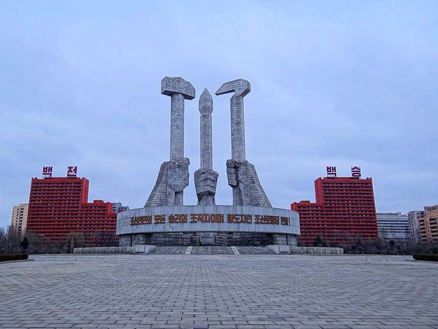 Május elseje Észak-Koreában