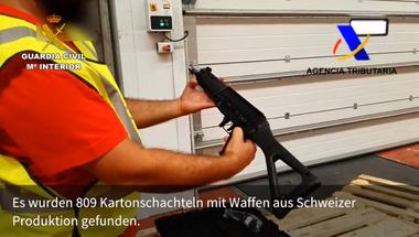 Az egyik legnagyobb magyar fegyverkereskedő cég is érintett a svájci botrányban?