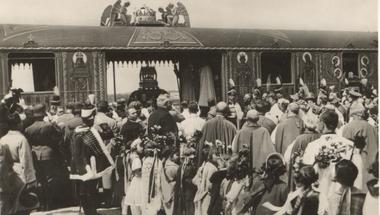 A Magyar Nemzeti Múzeum 78 millióért építteti újra Horthy Aranyvonatát