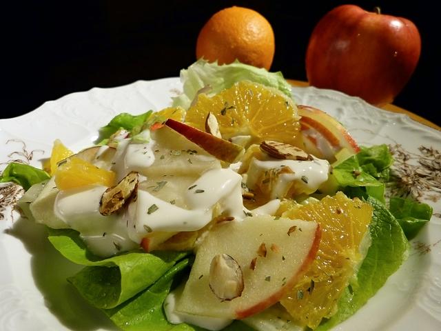 Izgalmas ízek – Alexander saláta