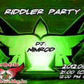 Riddler Party - H-Art Club (Second Life Hungary)