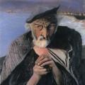 Csontváry Kosztka Tivadar - Öreg halász