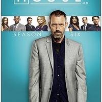 House: a 6. évados DVD borítója