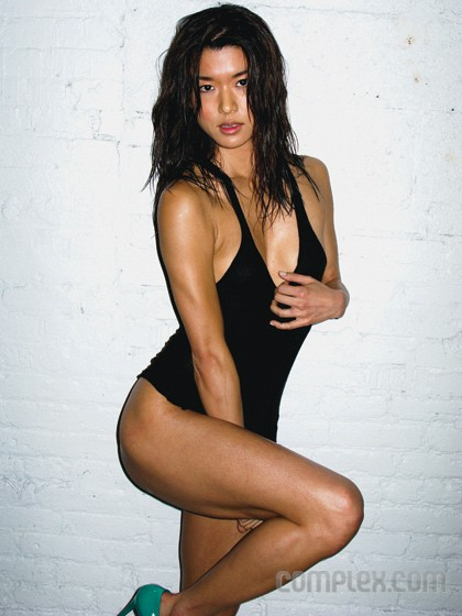 Grace Park Topless 85