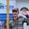 15 év hajléktalanság után saját otthonban ébredni