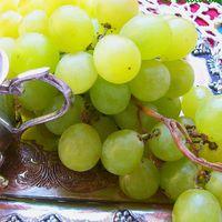 Tejszínes-ricottás szőlőkocka