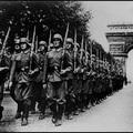 Franciaország német lerohanása, Párizs eleste (1940)