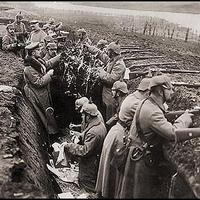 Az első világháború, a nyugati fronton [1.]