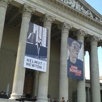 Erotikus művészet a Szépművészetiben: Schiele és Newton képein