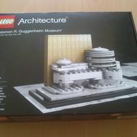 New York-i Guggenheim Múzeum LEGO-ból