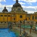Vizek Házai: Szent Gellért-, Széchenyi Gyógyfürdő és más vizeskedések
