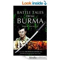 Battle Tales from Burma, könyvajánló