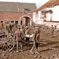 Kaiserschlat mozaikok, 1918/1