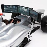 Luxus autós szimulátor