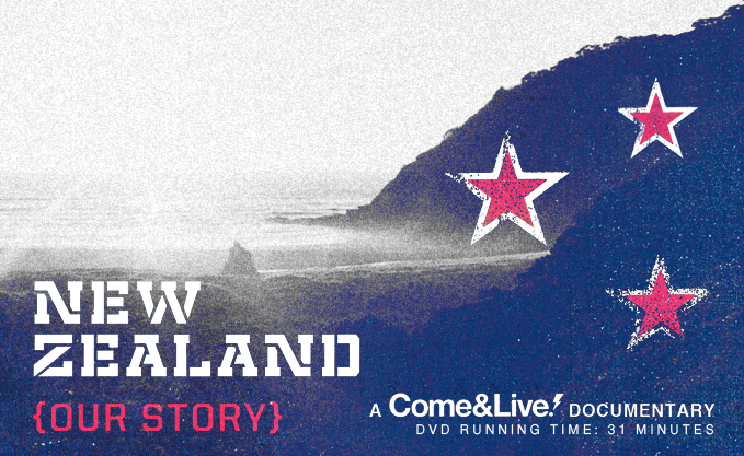 come & live new zeland