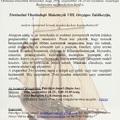 Meghívó a Történelmi Vitorláshajó Makettezők VIII. Országos Találkozójára