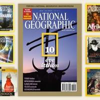 A 'National Geographic Magyarország' 10 éves fennállását ünnepli