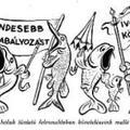 Halak a karikatúrákon