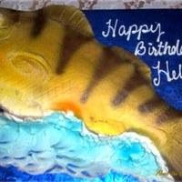 Hal a tortán - remekművek a cukrászatban