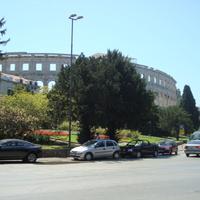 Isztria  -  Pula