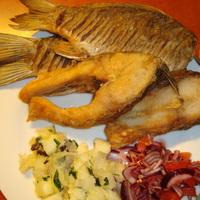 Sülthal vacsorára