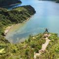 Lagoa do Fogo, Lagoa do Congro: két offroad krátertó-túra kisgyerekkel