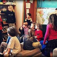 Demokrácia az iskolapadban - Előadóink