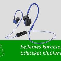 Sportolj te is Bluetooth fülhallgatóval!