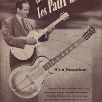 Gibson Les Paul - a világ legsikeresebb sikertelen hangszere, első rész