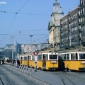 Budapest és Miskolc utcáin járva '76 februárjában