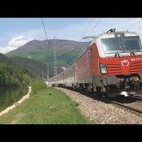 Ha valaki esetleg aggódna, hogy miért nem volt már több mint egy hete szlovák vonatos bejegyzés, most meg lehet nyugodni ;)