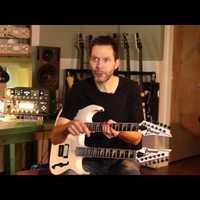 Paul Gilbert elmeséli, hogy miért jó, ha nem sikerül teljesen jól levenned valaki másnak a gitártrükkjeit :)