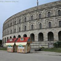 A nürnbergi Colosseum és a Birodalmi Pártgyűlés Területe