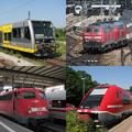 Háromezer kilométer vonatozás néhány állomása