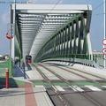Új híd, új villamossal