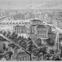 Lipcse: modern és még modernebb tobzódása az Augustusplatzon