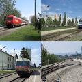 A marcheggi vasútvonal felújítás előtt