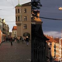 Extra rövid látogatás Augsburgban