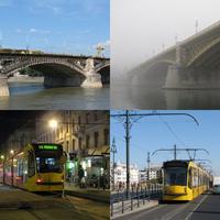 A Margit híd felújításának második és harmadik fejezete