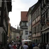 Bamberg, a vízi város