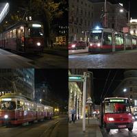 Esti látogatás Bécsben