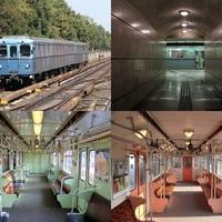 Megkésett búcsú a kettes metró szovjet szerelvényeitől :)