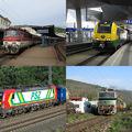 Vonatok Pozsonyban és környékén
